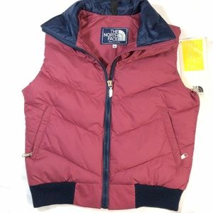 VTG The North Face Mariposa Down Vest